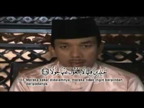 Surat Al Kahfi Ayat 107 110h Fadhlan Zainuddin H