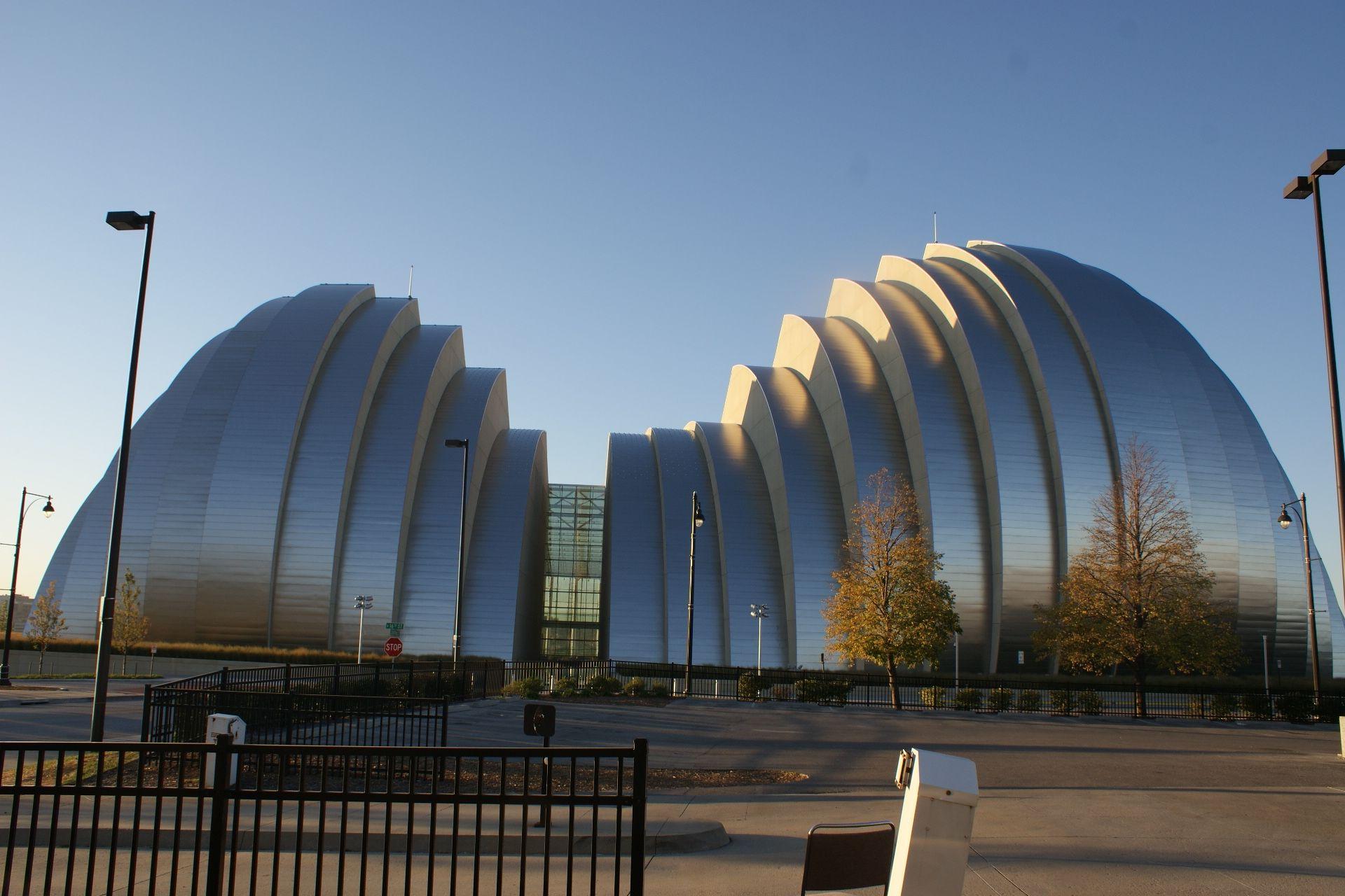 Kansas City Opera House 1 Building Steel Structure Buildings Moshe Safdie