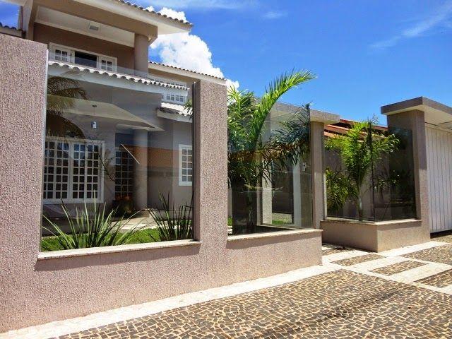 Fachadas de casas modernas con rejas buscar con google for Exteriores de casas modernas