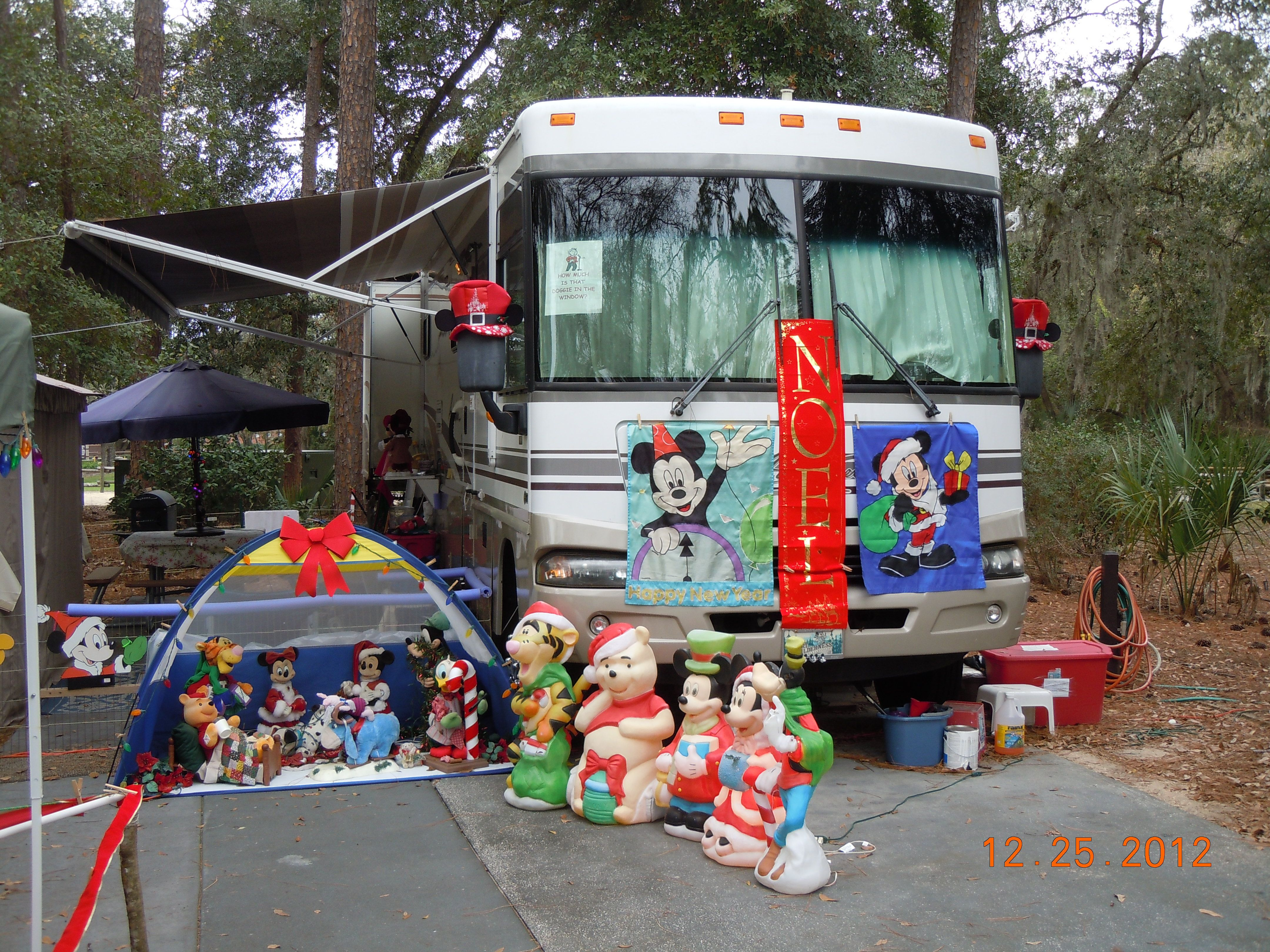 2012 fort wilderness campground in 2019 fort