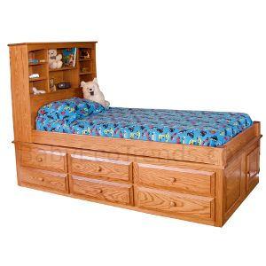 Catalina Twin Wht Bkcs Storage Bed White Bed Frame With Storage Twin Storage Bed Bed With Drawers Underneath