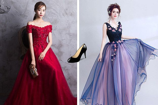 Give Us Your Preferences And We\'ll Give You A Prom Dress | Quizzes ...