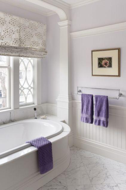 eclectic bathroom by MANDARINA STUDIO interior design