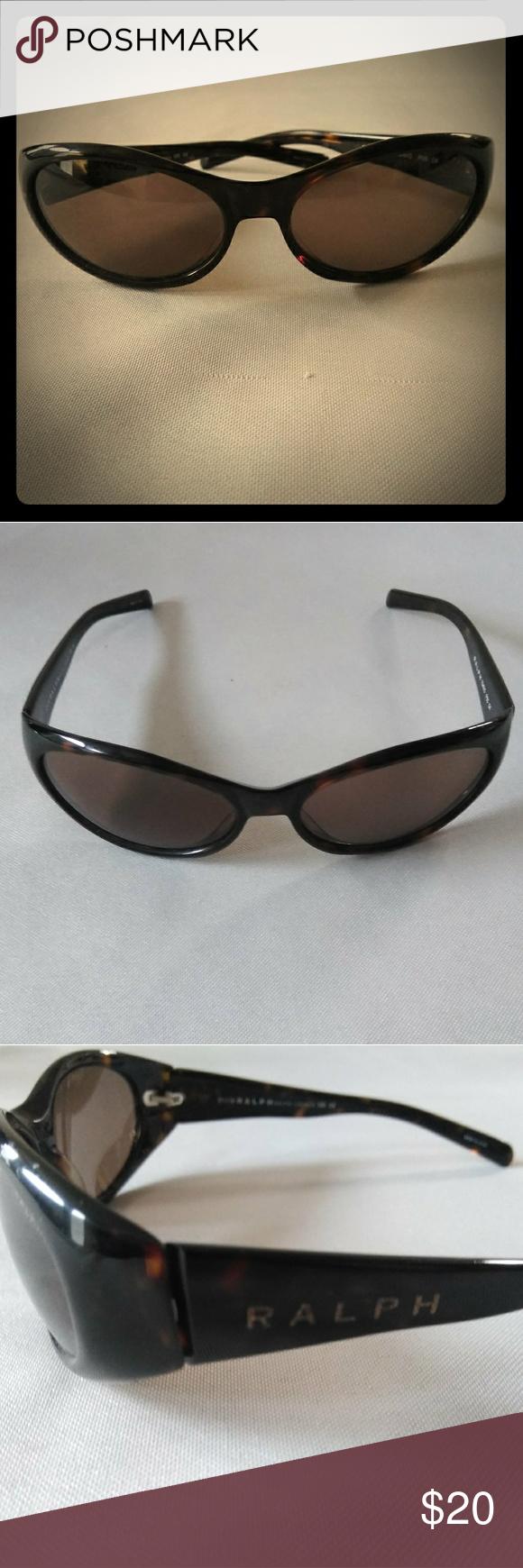 Ralph Lauren Gradient Brown Sunglasses 7546 S Brown Sunglasses Sunglasses Accessories Sunglasses
