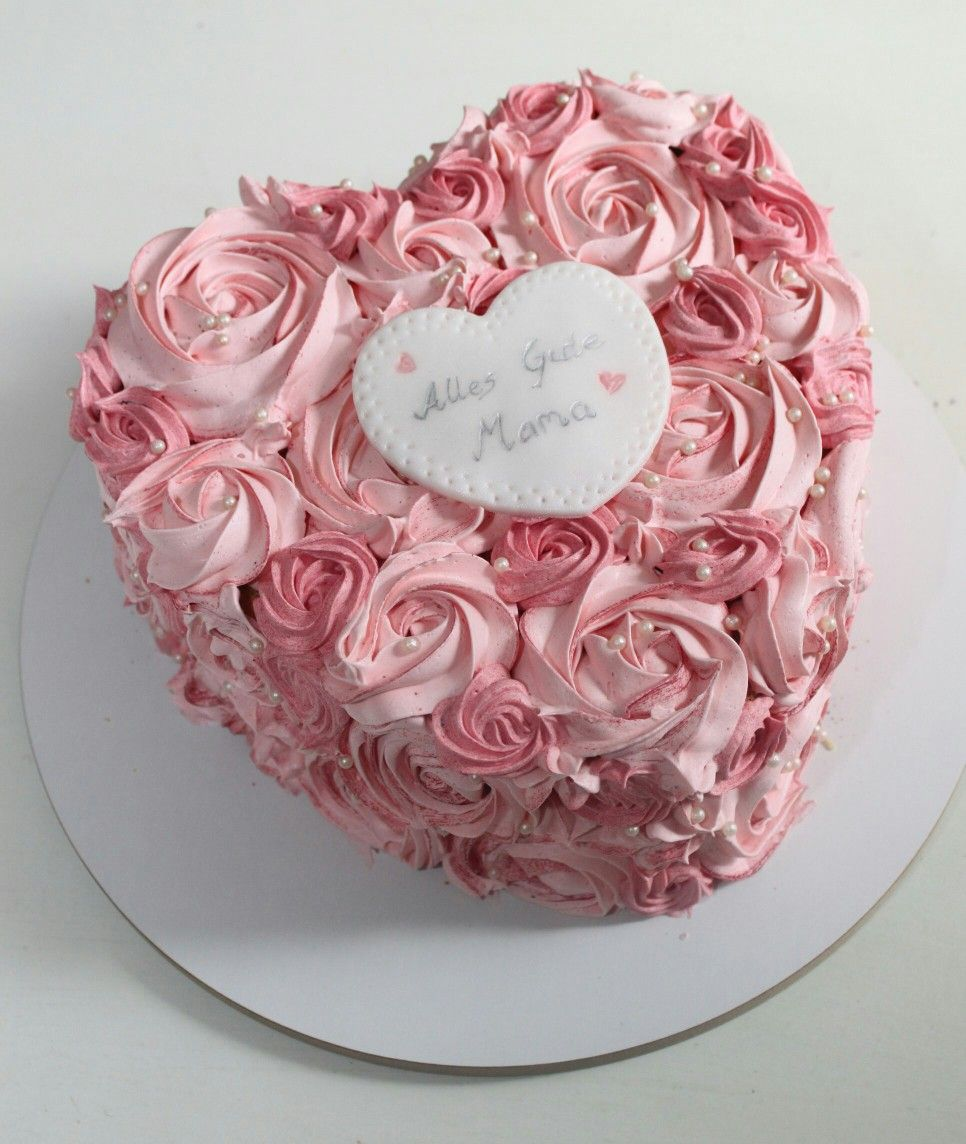 mothers day cake designs 2019 mothers day buttercream roses cake // süsse Versuchung by Jasmin