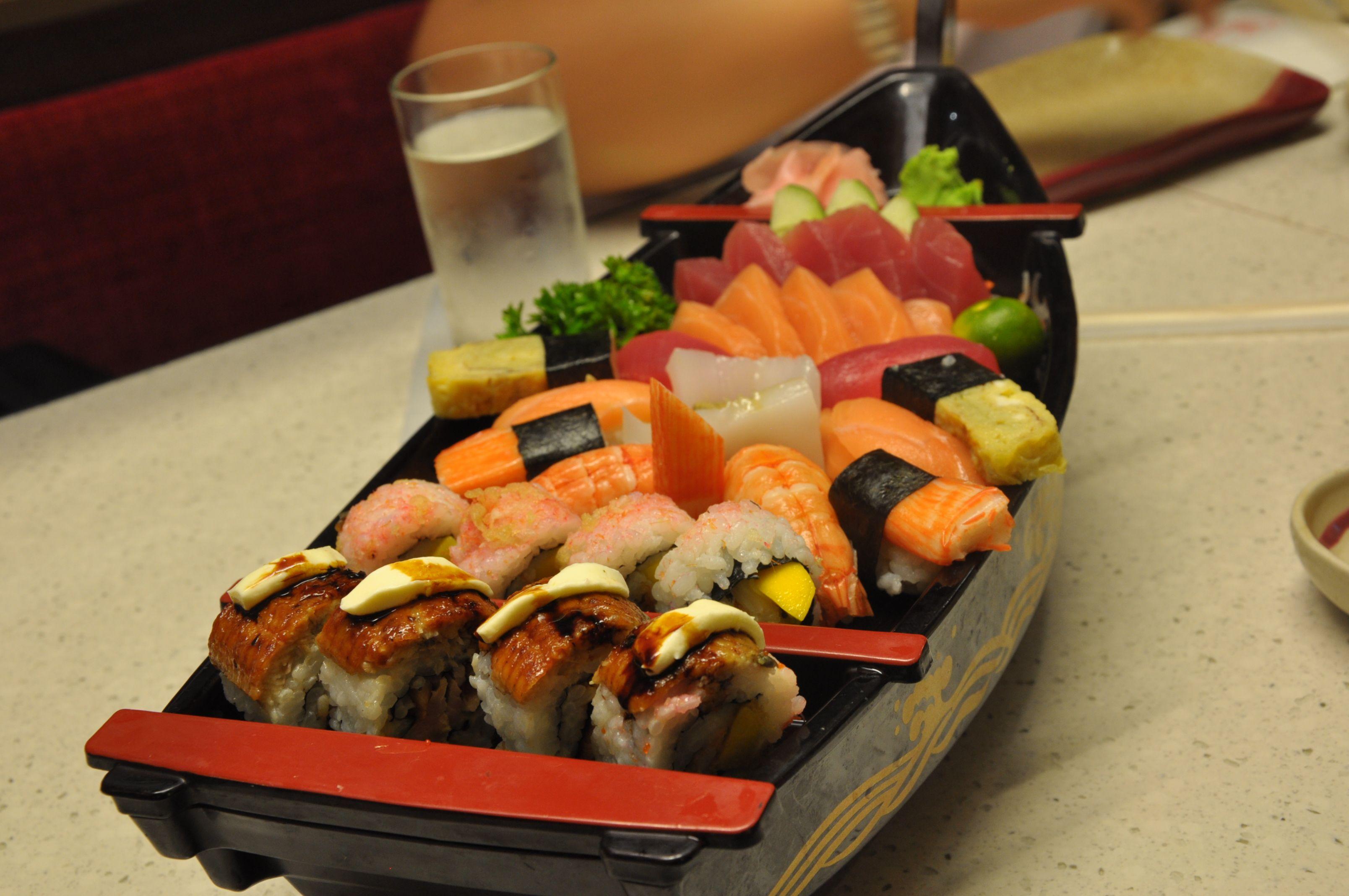 Omakase food omakase sushi