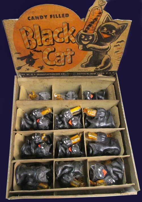 related image - Vintage Halloween Decorations For Sale