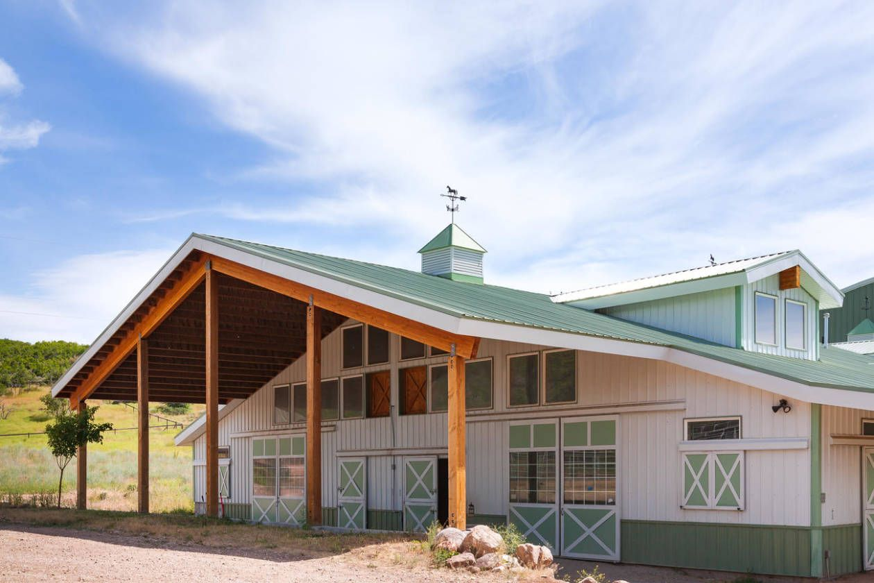 Equestrian estate for sale in summit county utah this