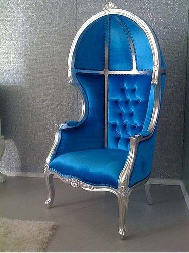 Best 4028 Balloon Chair Tufted Blue Velvet In 2019 Furniture 400 x 300