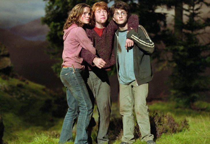 Harry Potter Y El Prisionero De Azkaban Harry Potter Ron Weasley Harry Potter Ron Prisoner Of Azkaban