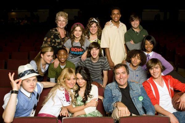 Hsm 3 Full Cast Shot I Wanna Meet Them All High School Musical