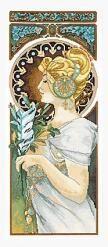 Art Nouveau Quill