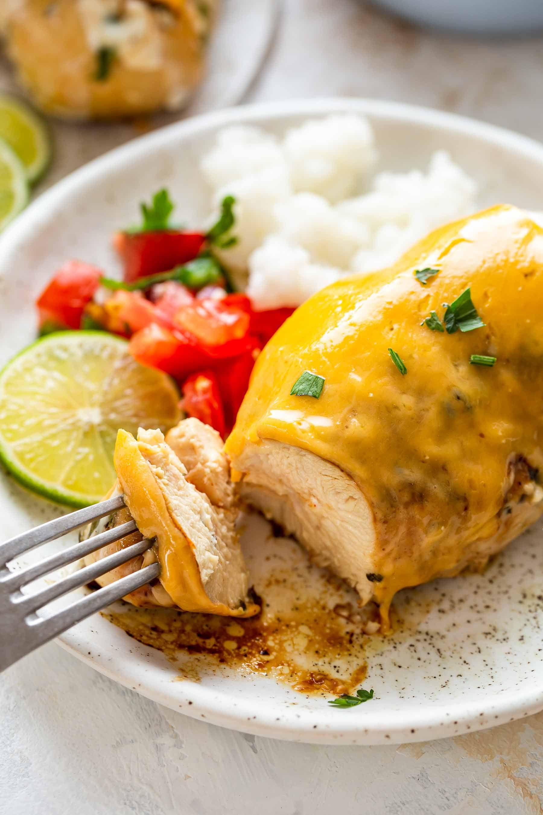 Fiesta Lime Chicken Recipe - Easy Chicken Recipes (VIDEO ...