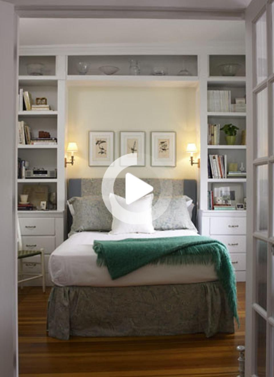 10x10 Room Design: Small Master Bedroom Storage Ideas Is Particular Design