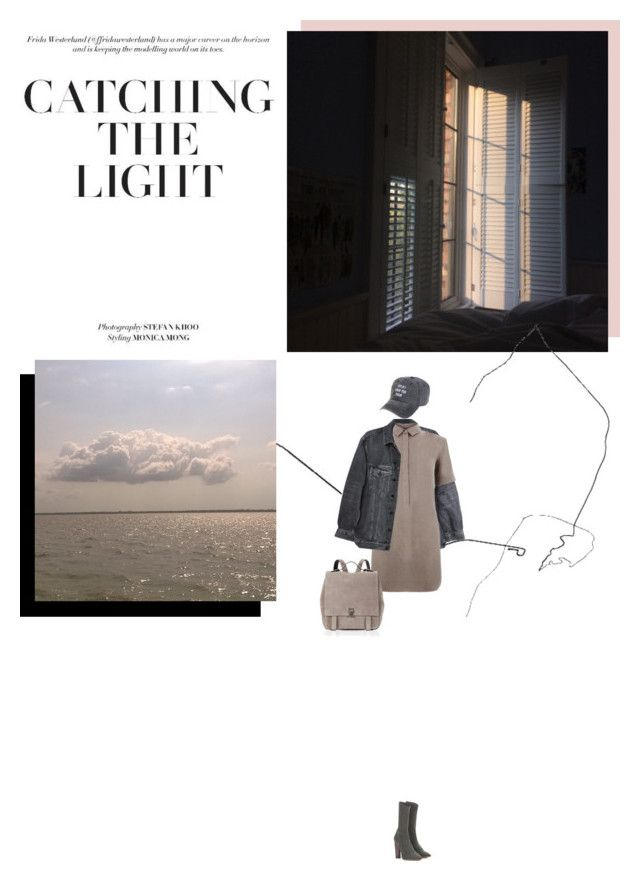 """""""[c a t c h]"""" by furhious ❤ liked on Polyvore featuring Y/Project, GAB, adidas Originals and Proenza Schouler"""