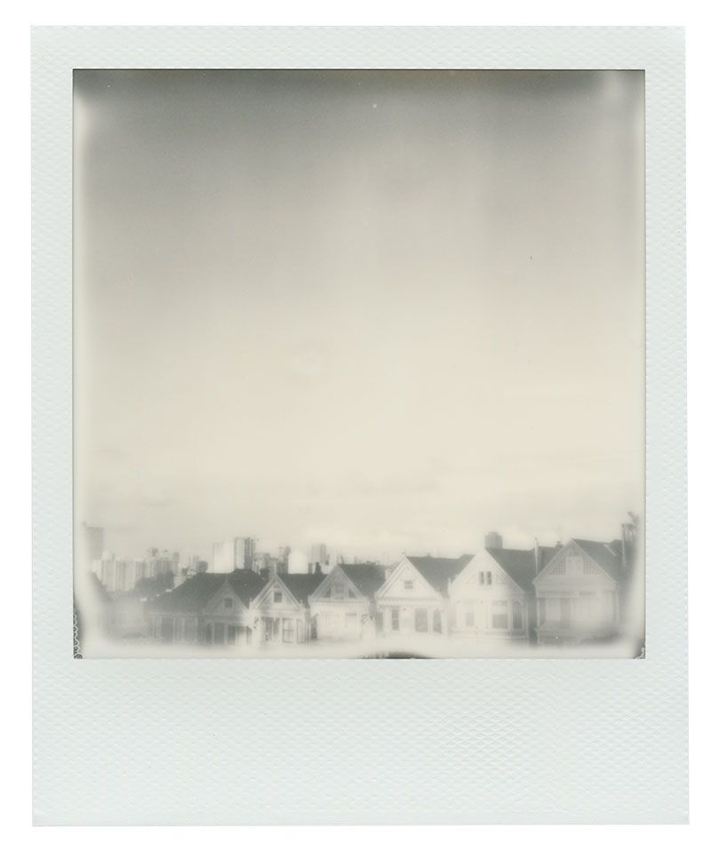 Polaroid Film | Painted ladies, Instax film and 600 film