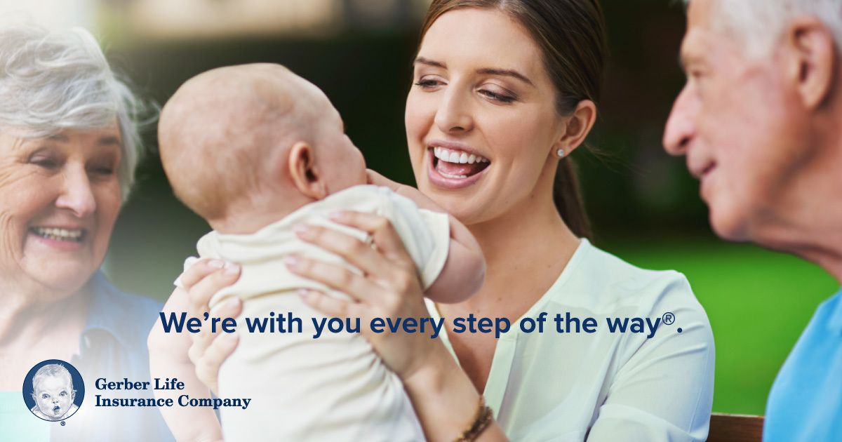 Life insurance for the whole family gerber life