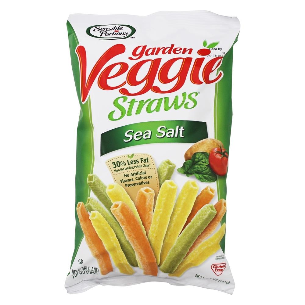 Garden Veggie Straws Veggie Straws Garden Veggie Straws Vegan Grocery
