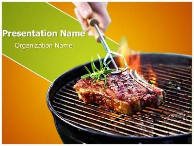 Barbecue Powerpoint Template Is One Of The Best Powerpoint Templates