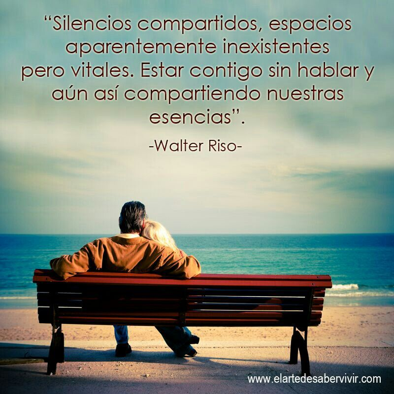Walter Riso Love Amor Me Quotes Poems Frases