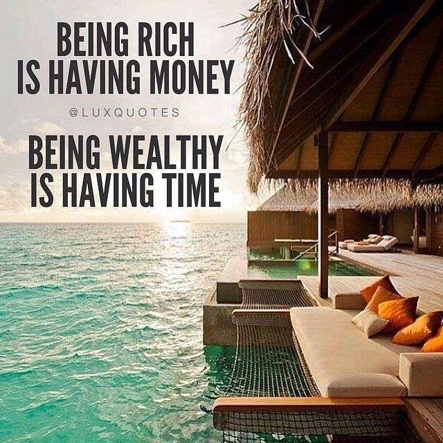 10 Motivational Quotes On Wealth Money: Best Quote *** @luxquotes Instagram Photos