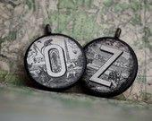 Alphabet Letter Z Necklace