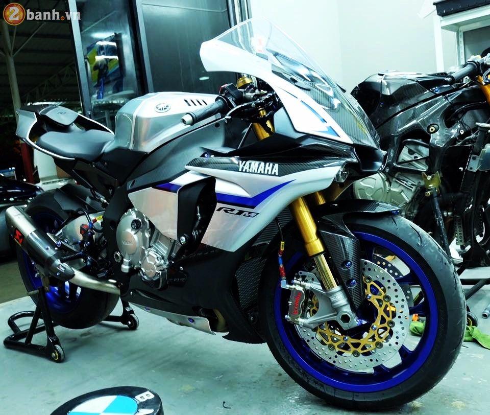 Yamaha R1M siêu chất với dàn đồ chơi đắt giá | Show xe - 2banh.vn