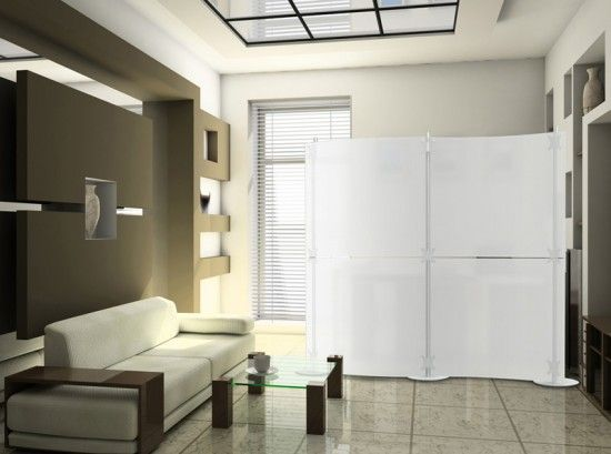 Fluowall Modern Room Dividers by Paxton