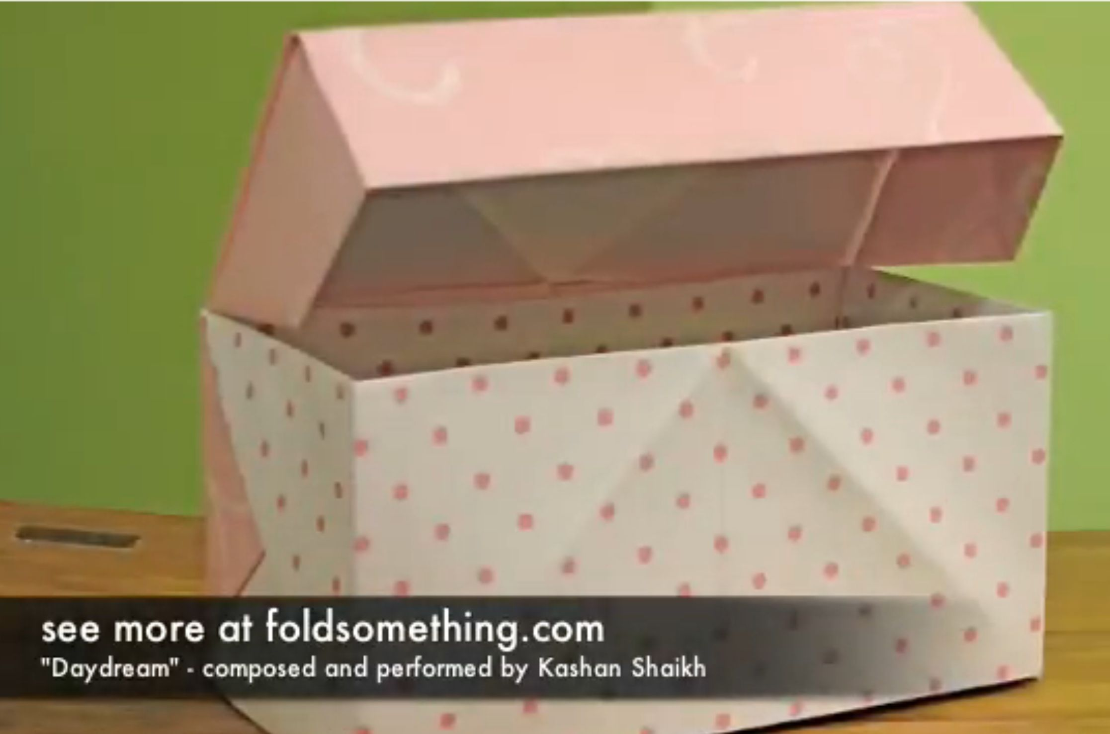 How to fold an origami box with a lid gift packaging pinterest how to fold an origami box with a lid jeuxipadfo Image collections