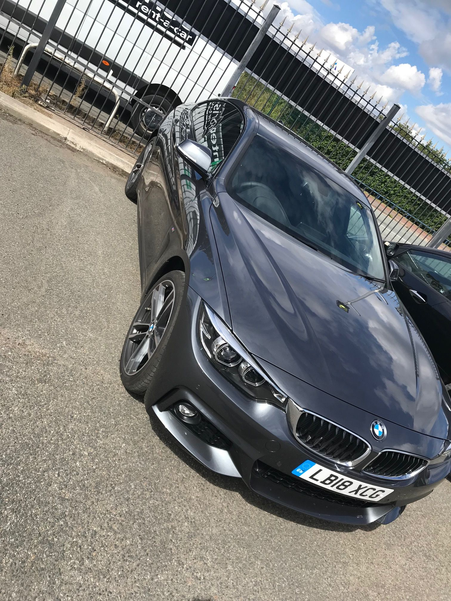 The BMW 4 Series Gran Diesel Coupe 420d [190] xDrive M Sport 5 do