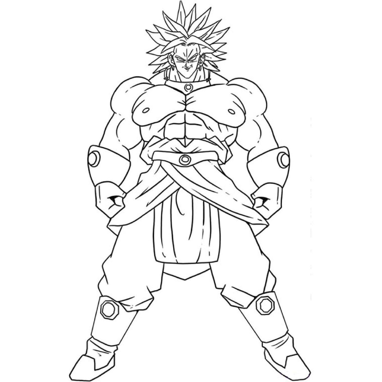 12 Propre Coloriage Dragon Ball Z Sangoku Pics Dragones Dibujos