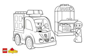 17++ Lego duplo coloring pages information