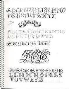 Chicano Lettering Alphabet chicano lettering alphabet bj