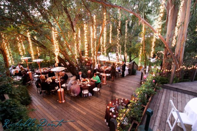 The Most Romantic Outdoor Wedding Venues In Southern