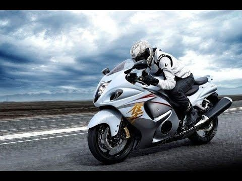 Beau 2018 Suzuki Hayabusa Top Speed Review   YouTube