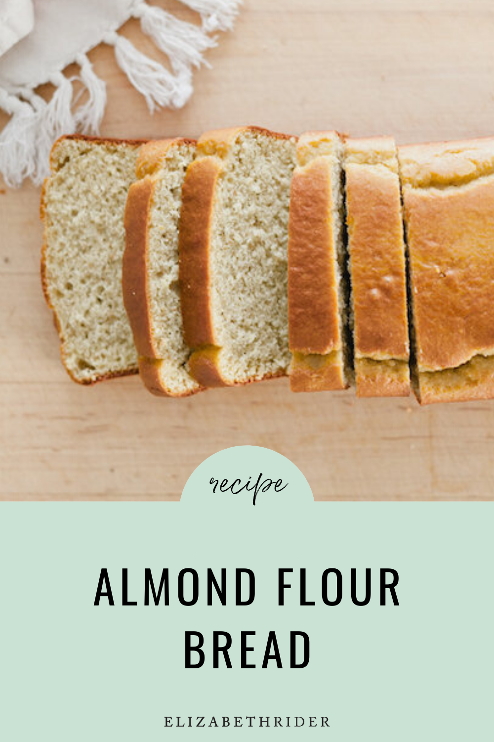 Healthy Almond Flour Bread Recipe Gluten Free Recipe In 2020 Almond Flour Bread Almond Flour Recipes Almond Flour Bread Recipes