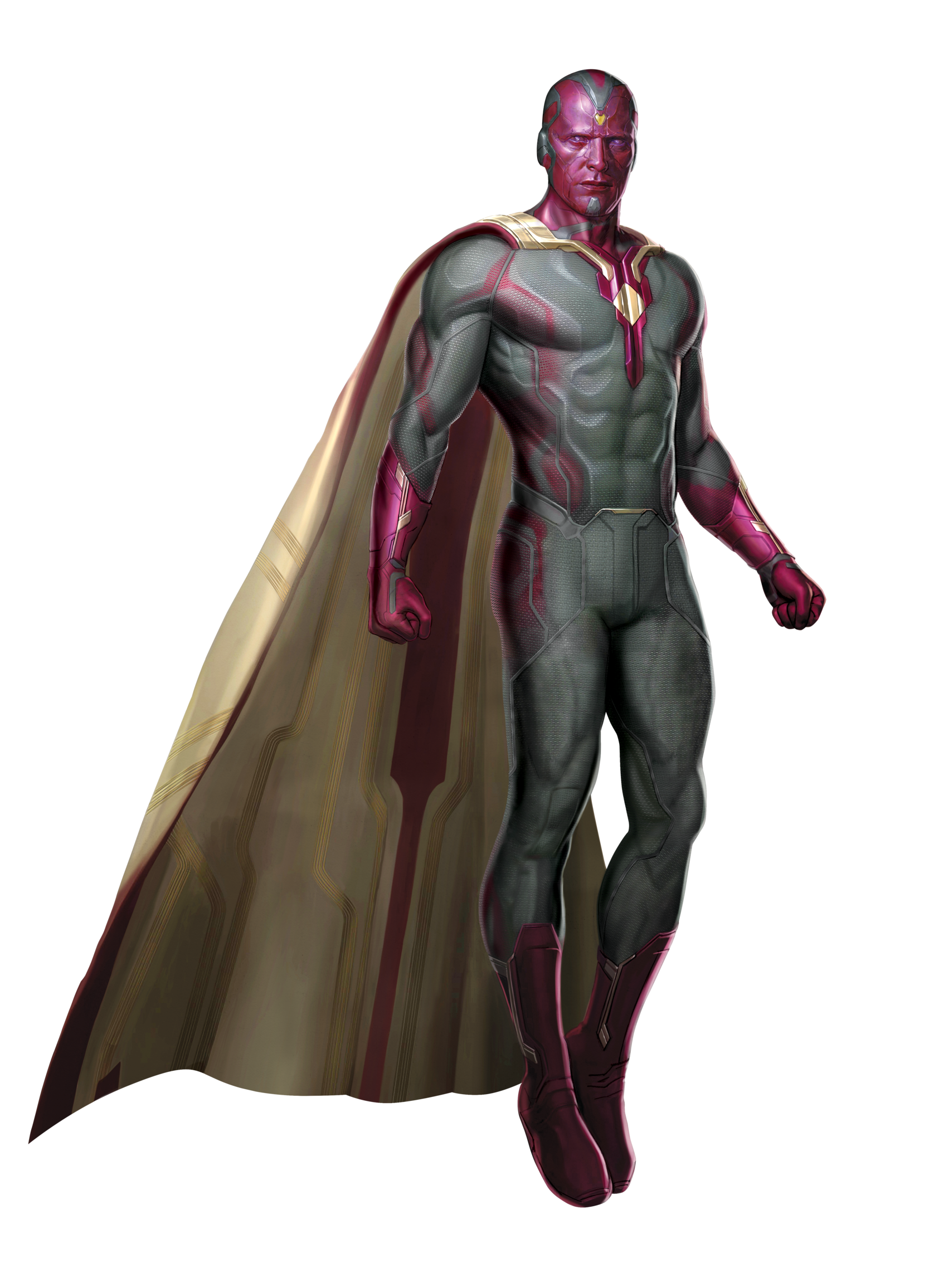 The Vision Is An Android Created By Ultron As Part Of His Original Plan To Create A More Powerful Versio Vision Avengers Marvel Avengers Alliance Marvel Vision