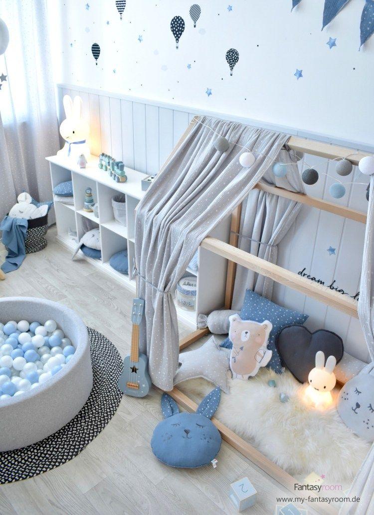 Photo of Kuschelecke im Kinderzimmer einrichten – 3 Beispiele
