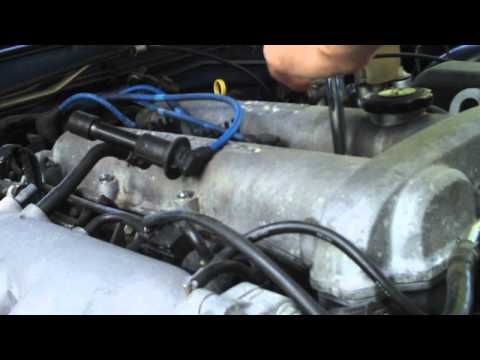 Mazda Miata Fan - Episode 2 - Changing Spark Plugs and Plug Wires