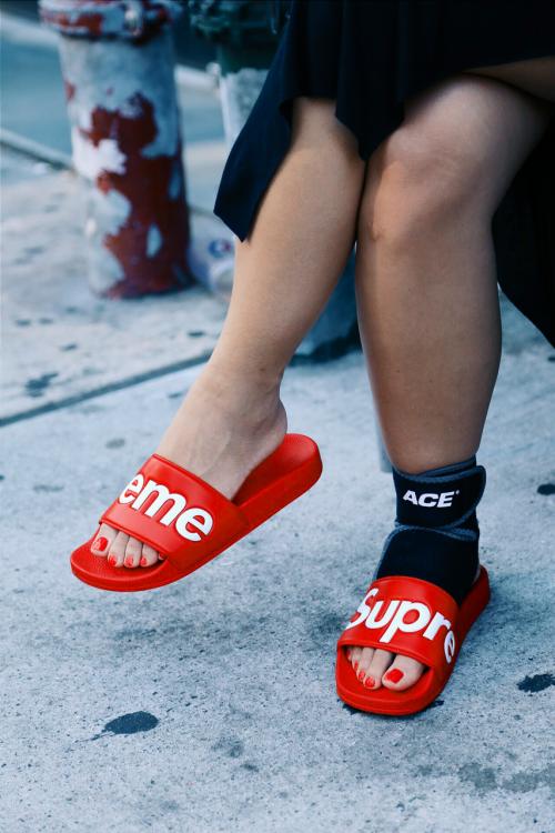3316e9628bd8 supreme sandals