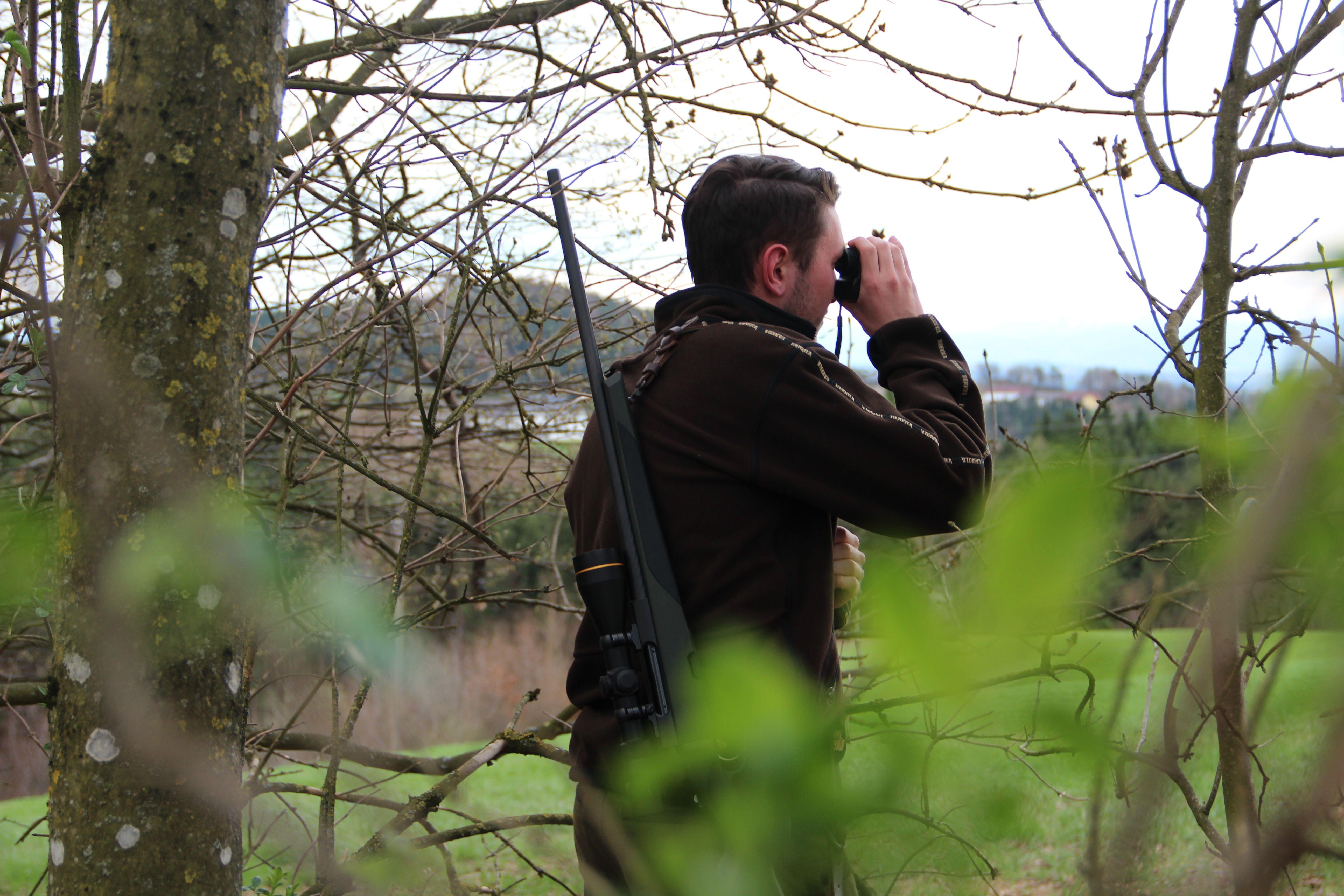 Entfernungsmesser Für Die Jagd : Jagd freizeit leica geovid r entfernungsmesser