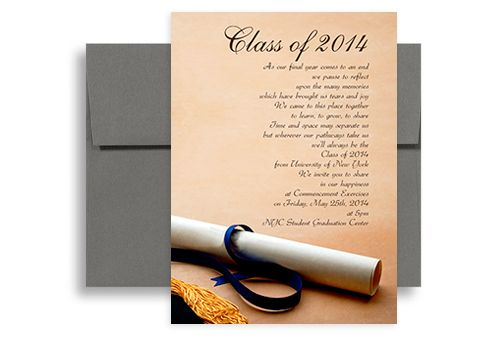 1000 images about Graduation – Graduation Invitations 2015