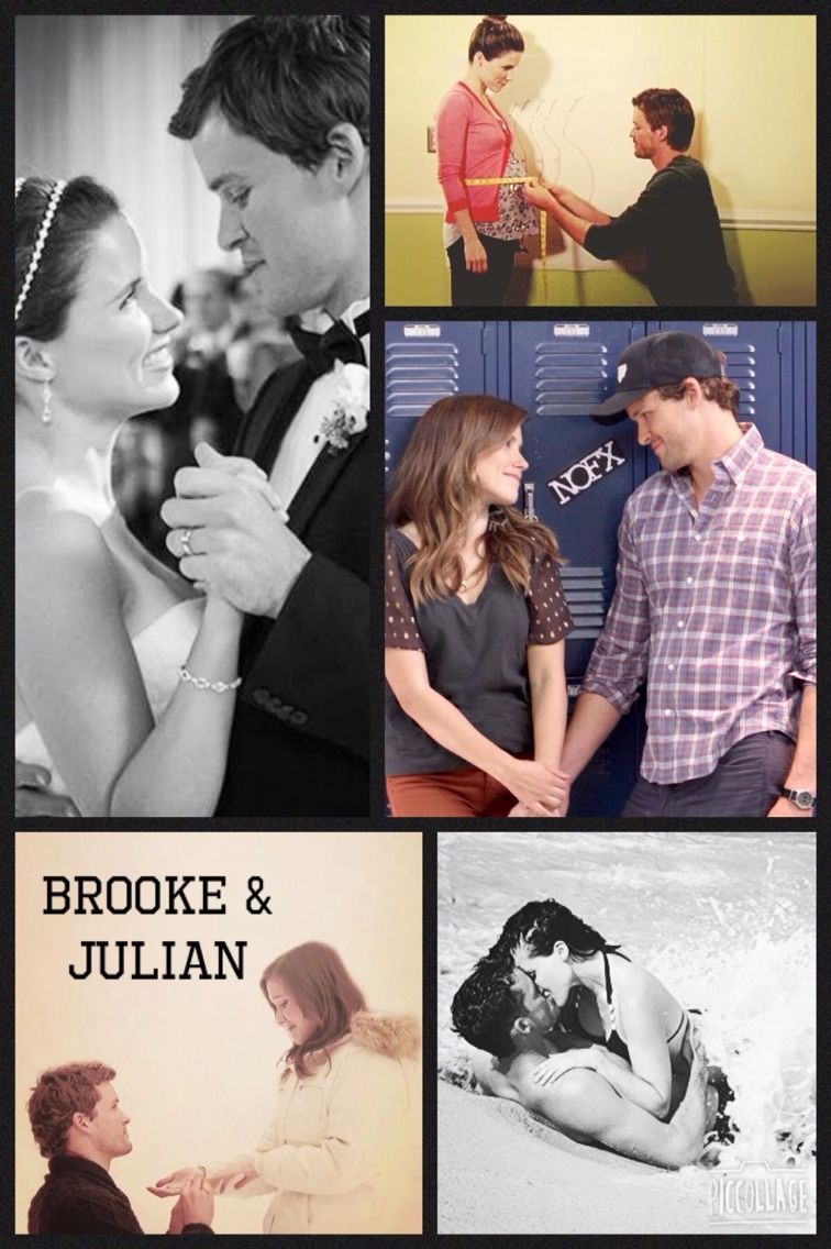 Julian and Brooke