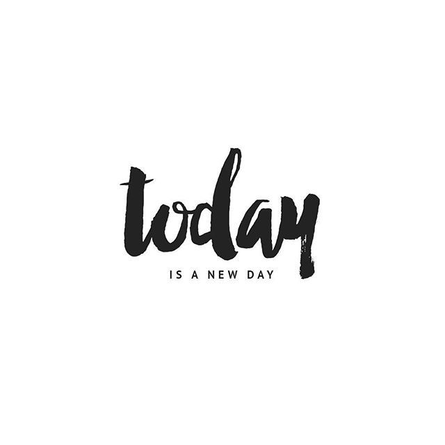 Today Is A New Day Quote Images Archidev