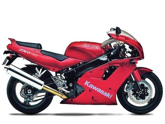 Kawasaki Zxr750 1991 Motorrad Autos Und Motorrader Fahrrad