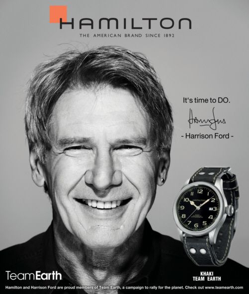 Harrison Watches Ford Ford Harrison Watches The The Hamilton Hamilton PZuiOXkT