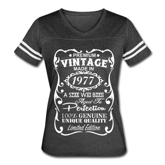 40th Birthday Gift For Woman VELVETY PRINT Vintage