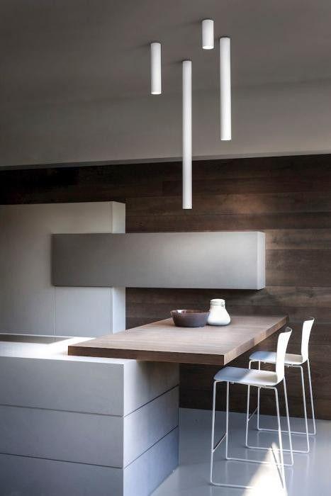 Photo of Studio Italia Design A-Tube Grandi plafoniere nel negozio online di lampade da ufficio 1001lights