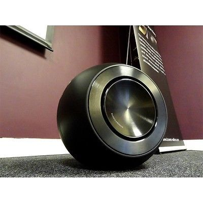 bowers and wilkins home theater speaker system with pv1d subwoofer. bowers and wilkins subwoofer in electronics, audio, speakers, subwoofers home theater speaker system with pv1d