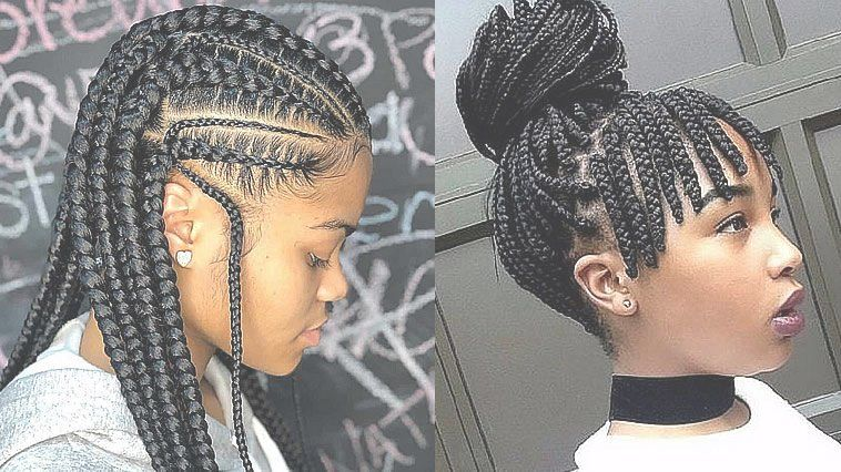 70 Best Ponytail Hairstyles Black Hair For Ideas 2020 With Images
